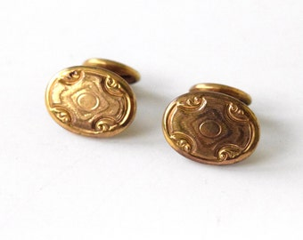 Antique Cuff Links c.1920