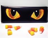 Cat Eye Halloween Candy Bar Wrapper ~ Printable ~ Can be personalized