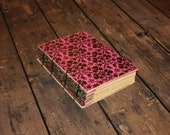 Pink and Gold Journal or Guest Book, Breast Cancer Awareness - Diary - Teen Gift - Birthday