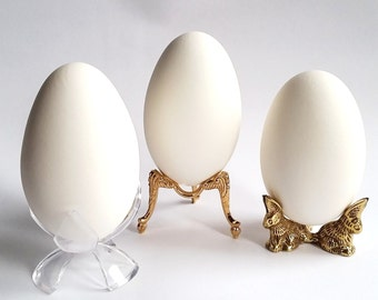 Customized order on a large goose egg