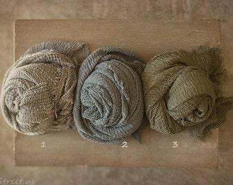 Newborn Wrap, Big Baby Wrap, Baby Cotton Wrap, Neutral Wraps, Stertch, Baby Photo Prop, newborn Props, RTS, Vintage Wrap, Newborn Wrap