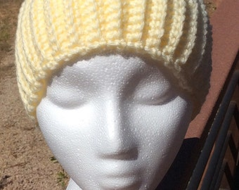 Cream Headband/Ear Warmer