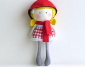 My Teeny-Tiny Doll® - Little Red Riding Hood