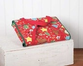 Easy Christmas Quilt Kit Holiday Casserole Carrier Kit Pattern