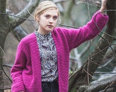 Crochet pattern : Of Course Cardigan