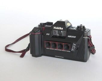 Nishika N8000 3D Camera