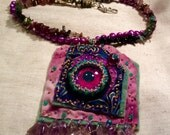 whimsy third eye necklace