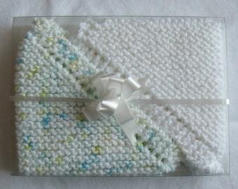 Cotton Dish Cloth Gift Set