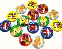 "Nurses, 1"" Buttons, Nurse Pinbacks, Nurse Flatbacks, Nurse Magnets, Badge Reel Supplies, Nurse Decor, Nurse Embellishments, Nurse Crafts"