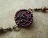Petite Button Bracelet