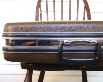 1960s Diplomat Suitcase