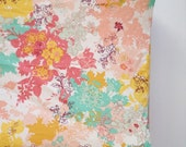 Boho Baby Bedding - Fitted Crib Sheets / Changing Pad Covers / Mini Crib Sheets / Floral Baby Sheet / Etsy Nursery Bedding