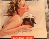 Vintage 1930s Magazine Cosmopolitan September 1938 Great Advertising Articles This Is A Complete Magazine