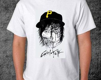 Girl Talk-Men's Graphic T-shirt