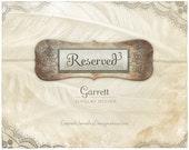Reserved Listing for bo //Tori // Greek Ceramic Disc / Antique Brass Finish Earrings