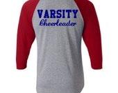 Custom order for Shelly/Laura - 23 Ladies Raglan Shirts