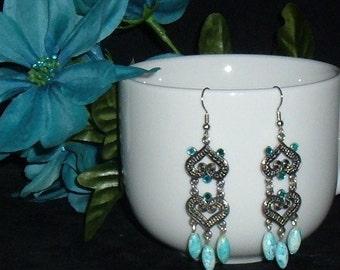 Gypsy Jewelry Earrings WaterFall