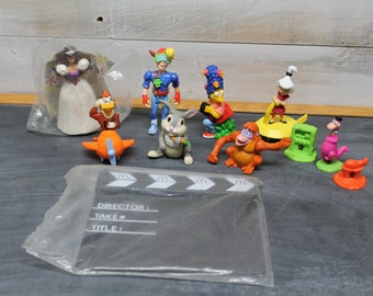 Lot of McDonald's Happy Meal, Burger King Big Kids Meal, Hardee's Kids Meal Toys