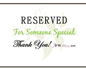 RESERVED for Kathy - 50 Handmade Custom Soap Favors with Complimentary Cellophane clear bags