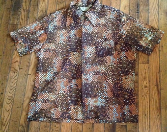 Vintage Mr. California Men's Shirt XL