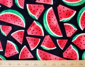 Watermelon, Fruit, Cotton Long Ear Coverup, Cavalier King Charles or Cocker Snood,