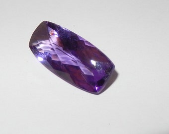 Faceted Amethyst