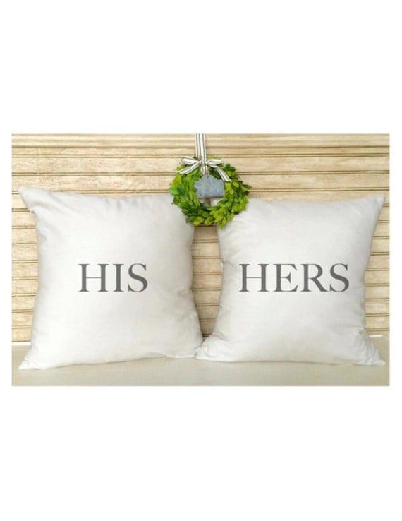Rustic Wedding Gift HIS & HERS Wedding Bridal Shower Inserts ...