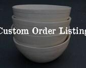 Custom order for Courtenay