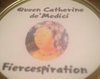Queen Catherine de'Medici Soy Wood Wick Candle: Fiercespiration  Royal Rebellion Candles