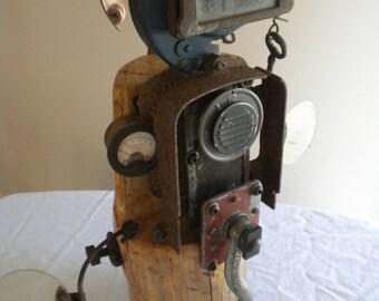 Steampunk Automaton: Time, traveler...