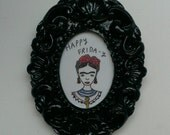 Mini Frida/Friday Artwork