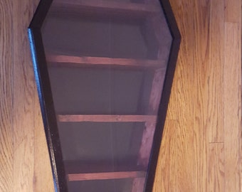 Coffin Cabinet
