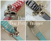 Dog Potty Trainer, Paw Bells,  Instructions included