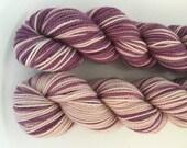 Hunca Munca, Polar Opposites... Canon Hand Dyes Charles Self Striping Superwash Sock Yarn