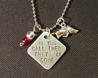 If you call them Necklace