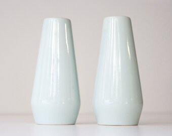 Vintage Mid Century Modern Salt & Pepper Shakers