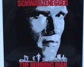 "Sealed ""Running Man"" Vinyl Soundtrack (1987) Harold Faltermeyer"