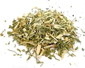 1 ounce Premium Dried Rue / Ruta Graveolens  -- certified organic -- Herb of Grace / Italian Witchcraft