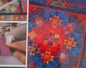 MARVELOUS MINATURES Hardcover Quilt Book from Rodale Press