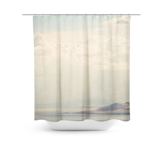 Items Similar To Beach Shower Curtain