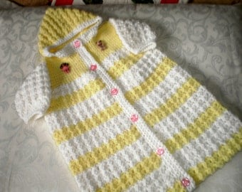 Teddy Bear Bunting for 0 to 6 Months