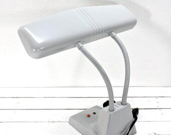 Mid Century Dazor Tanker Desk Lamp