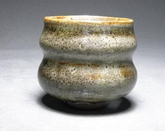 Handmade Wheel Thrown Ceramic Teacup Yunomi