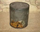 Vintage Snow King Baking Powder Can - item #1311