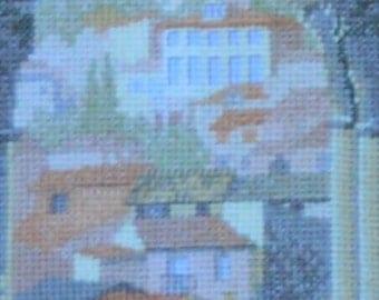 Spanish Arch  – John Clayton International – Heritage Stitchcraft – Cross Stitch Chart