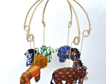 Kitenge Animal Mobile
