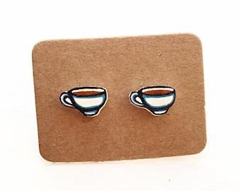 Cuppa Tea Studs