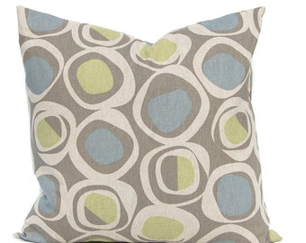 Decorative Pillow Covers, Linen Pillow Covers, Throw Pillow Covers, Pillow Covers, Floral Pillows, Sofa Pillows, Brown Pillows Taupe Pillows