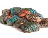 Sufi Alpaca Merino Silk DK Yarn. To The Water And The Wild