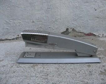 bostitch stapler desktop stapler mid century office urban industrial vintage office